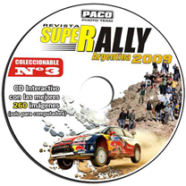 CD Super Rally N° 44