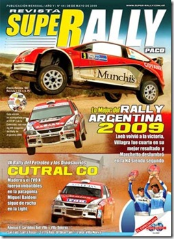 Super Rally Nº 44