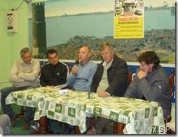 Presentación Rally de Monte Caseros 2009