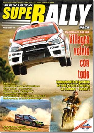 Super Rally Nº 45