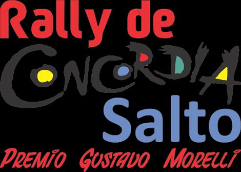 Rally de Concordia - Salto 2013