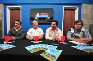Presentacion Rally Pueblo Belgrano