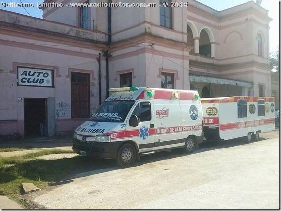 Hospital Movil - ACCU