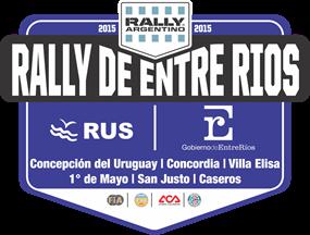 Chapa Rally de Entre Rios 2015