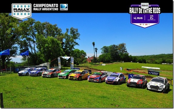 Rally de Entre Rios 2015 2