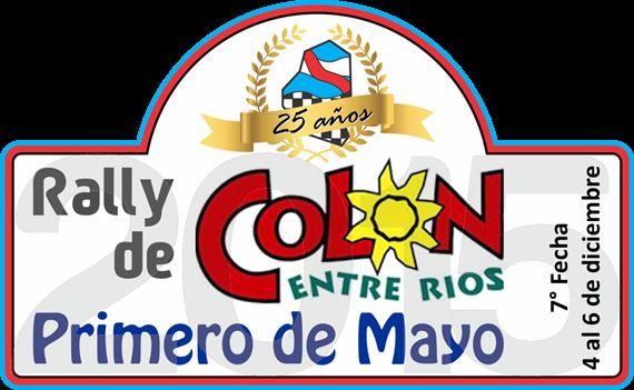 Chapa Rally de Colon