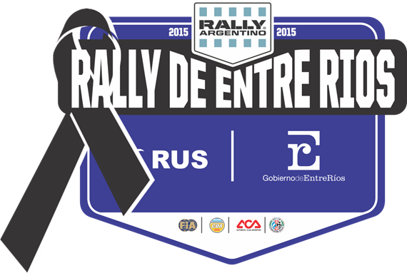 Rally de Entre Rios 2015 Luto