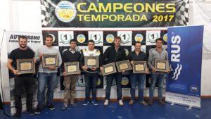 Campeones FAE 18