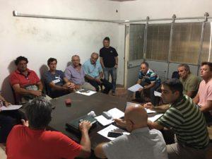 Foto Reunión FAE calenadrios 2019